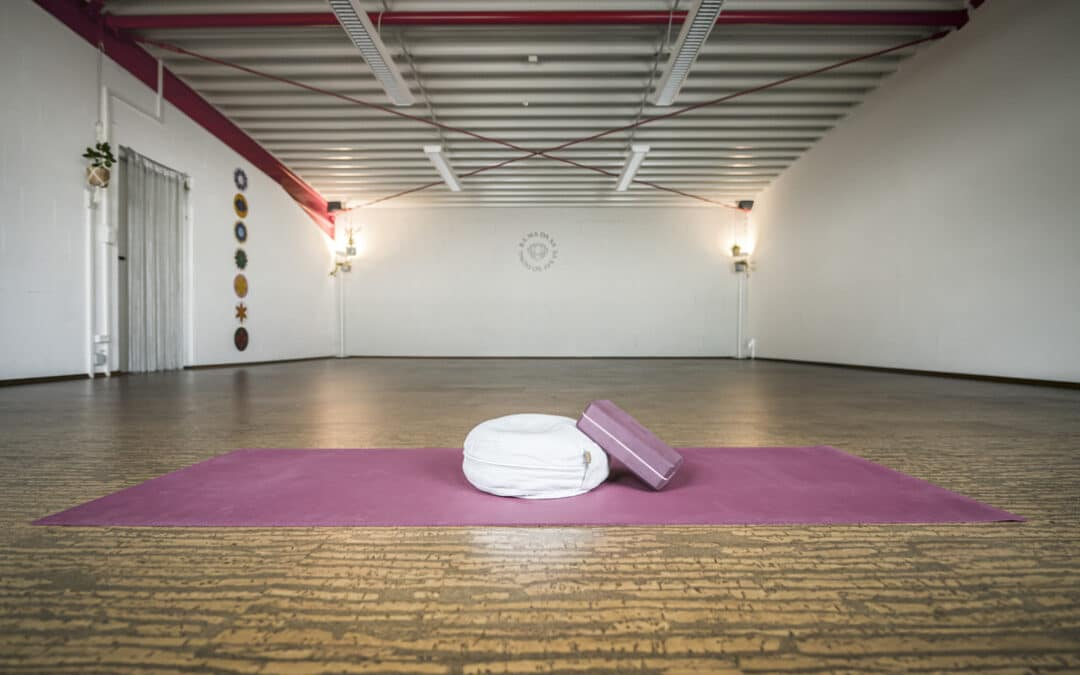 Neuer Start: Yoga als Präventionskurs!